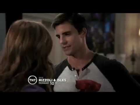 Fanfiction working and it rizzoli isles A Great
