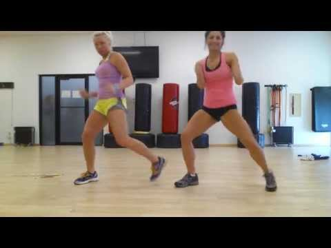 Dark Horse Katy Perry Workout video