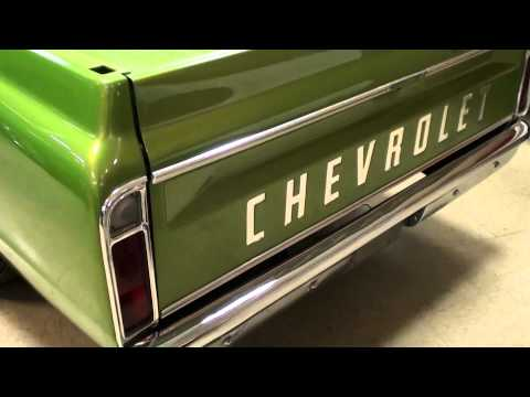 1971 Chevrolet C10 Pickup Truck - Nicely Restored and Customized Music Videos
