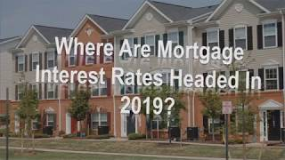 Packanack LakeHomes for sale in NJ | Where Are Mortgage Interest Rates Headed In 2019?