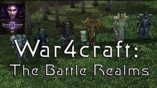 ★ War4Craft - StarCraft 2 - WarCraft 4 Mod! - Mod Gameplay Trailer