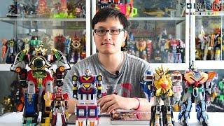 [TMT][346b] Giới thiệu cuốn sách Super Sentai Toy History 40! Phần 2: Định hình! (Engsub)