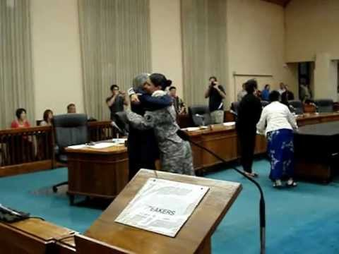 Honolulu City Council Bids Adieu to Outgoing Couuncilmember Tulsi Gabbard