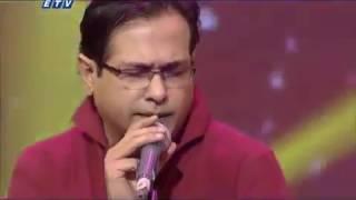 Anando Gaan by Asif Akbar & Akhi Alamgir | ETV Program
