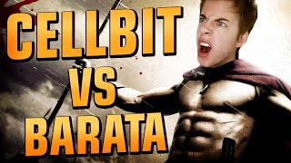CELLBIT VS BARATA