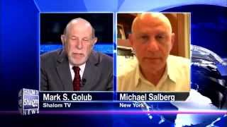 """Michael Salberg ADL Intl Affairs (Read """"Mossad Point Man In USA/NYC"""" Whines To Brooke Baldwin et al"""