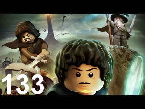 Let's Play Lego Herr der Ringe #133 Alle Charaktere [Deutsch/German]