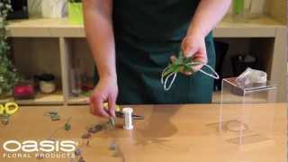 OASIS® Floral Products ~ How To ~ Fully Armed