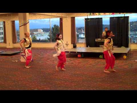 Rhythms Of India - Shalu Ke Thumke - Dance For Diabetes 2012-03-03 video