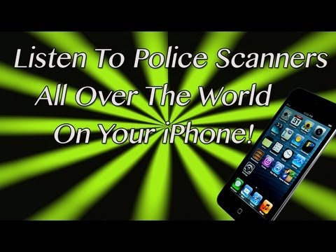 5-0 Radio Police Scanner App Review [Turn Your Apple Device Into A Scanner]