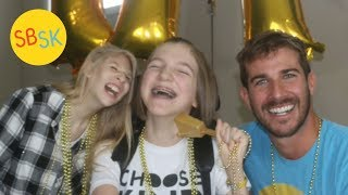 The SBSK Million Subscriber Special with Ruby and Avery (Best Friends Forever)