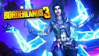 "Borderlands 3 - Official Amara Character Trailer: ""Looking For A Fight"""