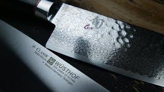 Japanese vs German Knives - Shun vs Wusthof Cutlery