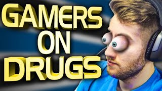 ETC Archive: DRUG ABUSE SCANDAL IN GAMING! - T.U.G.S