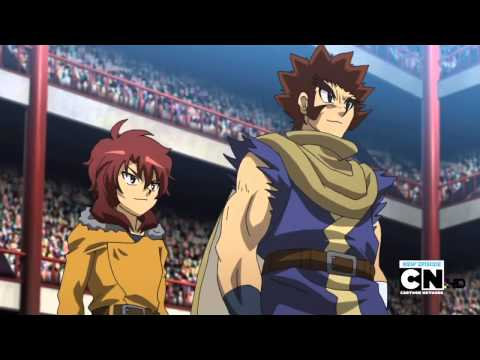 ʜᴅ 3ᴅ Beyblade Metal Fury Episode 12 The God of Saturn, Kronos