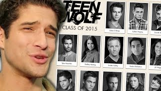 Teen Wolf Most Likely To & Dylan O