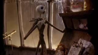 Tim Burton - Jack's Obsession