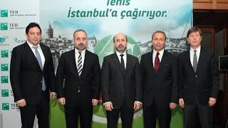 #istanbulopen | TEB BNP Paribas Istanbul Open is launched