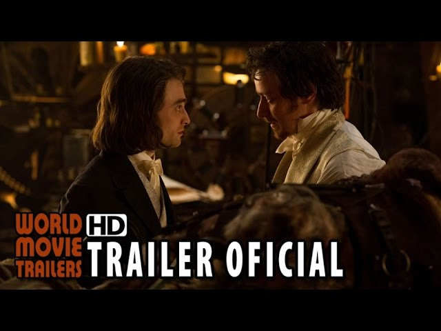 Victor Frankenstein Trailer Oficial Legendado (2015) - Daniel Radcliffe, James McAvoy HD
