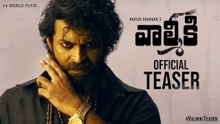Valmiki Movie Review, Rating, Story, Cast & Crew