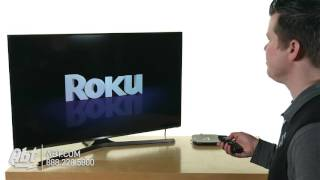 01. How To: Set Up Your Roku 4 Media Player - 4400R