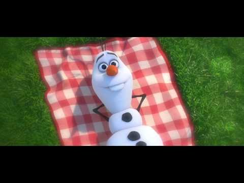 Frozen | Disney | Olaf's Summer Song | On 3D, Blu-Ray, DVD and Digital NOW