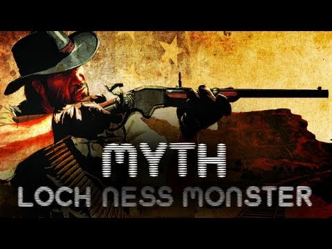 Red Dead Redemption: Myths & Legends - Loch Ness Monster [HD]