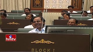 Babu Mohan And CM KCR Funny Conversation over Singur Dam in TS Assembly