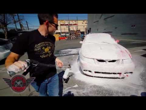 Chemical Guys: TORQ Foam Cannon - Snow Foam Car Wash Epic Detailing