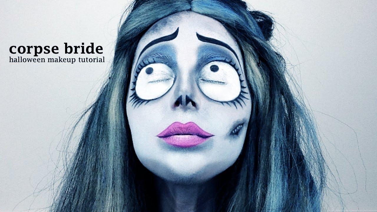 Emily Halloween Makeup