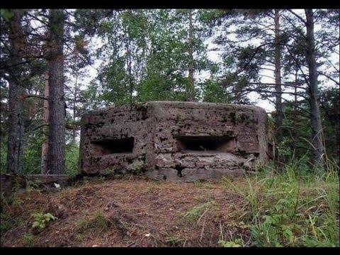 Пропавший бункер.Искатели