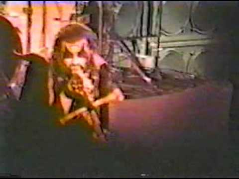 Kng Dianond - Toronto Encore #1 - Black Funeral 1987.