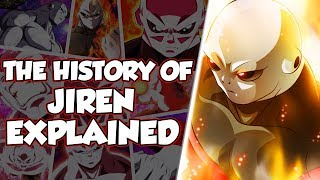The History Of Jiren Explained