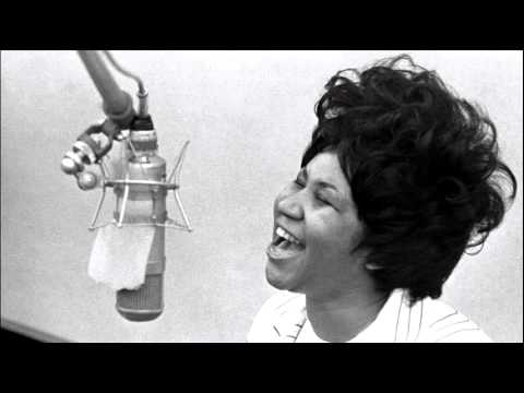 The Queen of Soul performing Think.