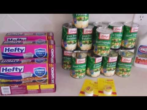 Dollar Tree Prepping SHTF Items on the Cheap using Coupons! :) Plus Tips :)