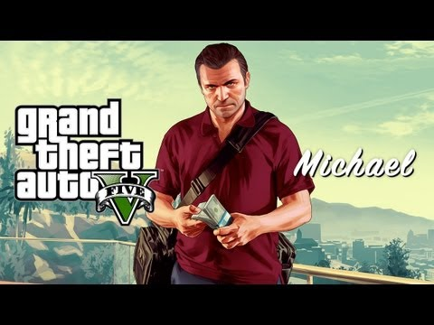 Grand Theft Auto V: Michael