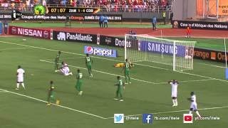Can 2015 | Poule B - Zambie 1-1 RD Congo