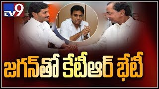 KTR to meet YS Jagan tomorrow over federal front