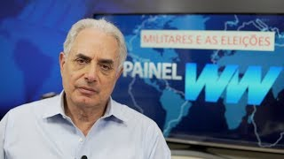 Os militares e a política. William Waack comenta