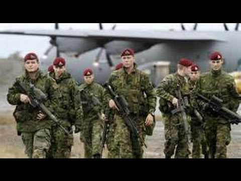 isis isil daesh fighting canadian military boots on ground