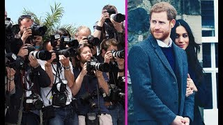 How Prince Harry and Meghan Markle Hid Out from the Paparazzi When Their Relationship Went Public