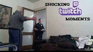 5 Shocking Moments Caught on Twitch TV #1