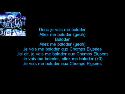 Clip video Sexion D'assaut - Balader Lyrics - Musique Gratuite Muzikoo