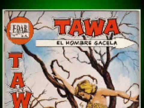 comic book tawa historieta joaquin cervantes bassoco mucahi caricatura