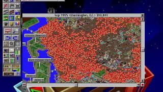 Sim city 2000 Washington DC Scenario