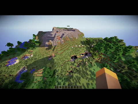 [FR] [HD] TUTO Installer Shaders Minecraft 1.7.2