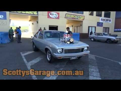 ANARCY Supercharged Holden V8 Torana