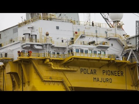 Shell Continues With Arctic Drilling Plan Despite Setbacks- Newsy