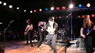 Nasum - I Hate People (feat Travis Bacon) live at Maryland Deathfest X