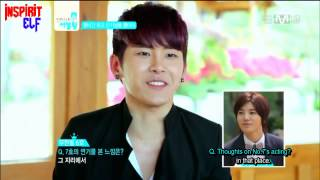 INFINITE - Sungjong Acting~